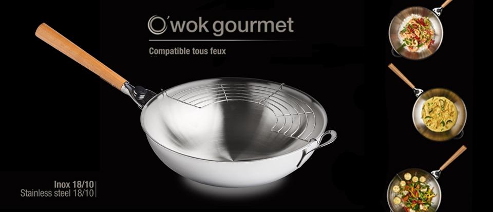 O'WO, Gourmet