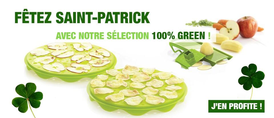 Sélection Saint-patrick