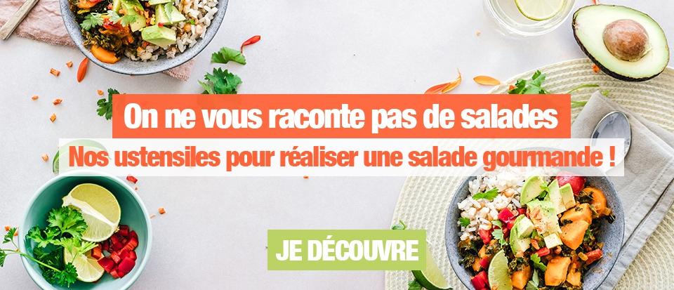 Sélection Salades et herbes