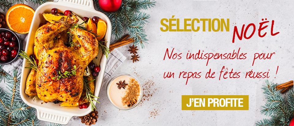 Selection repas Noel