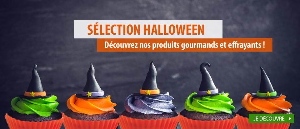 Découvrez la sélection spéciale Halloween